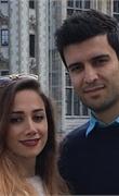 Athena & Ahmad Bagheri