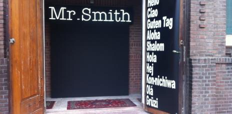 Mr.Smith groeit uit zijn fancy jasje!