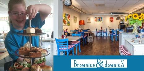 Brownies en DownieS Den Haag