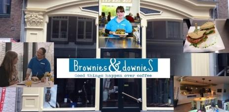 Brownies en DownieS Arnhem