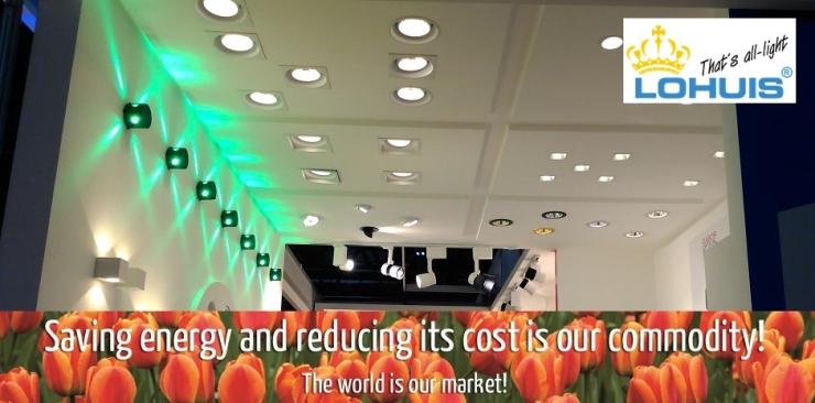 Financiering led-verlichting