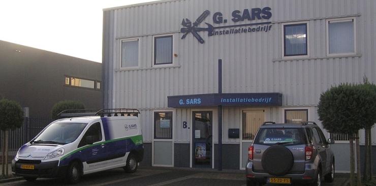 Installatiebedrijf G. Sars