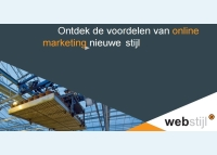 Webstijl Online Marketing