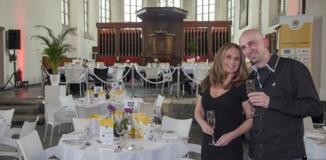 David van Schie Party Rental