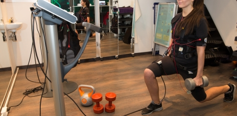 Balance Bodytec & Healthy Food Cafe