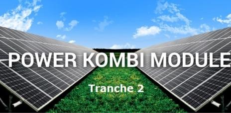 Power Kombi Module Tranche 2