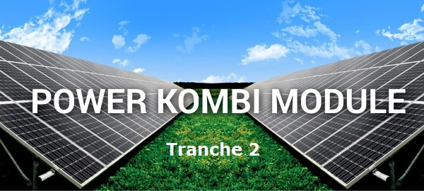 Power Kombi Module Tranche 2
