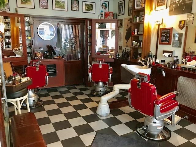 Ton's barbershop