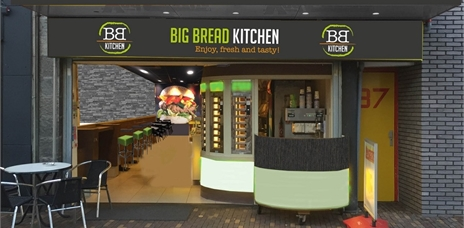 Big Bread Kitchen Veenendaal