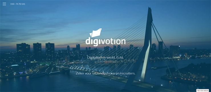 Digivotion | digitaliseren werkt !