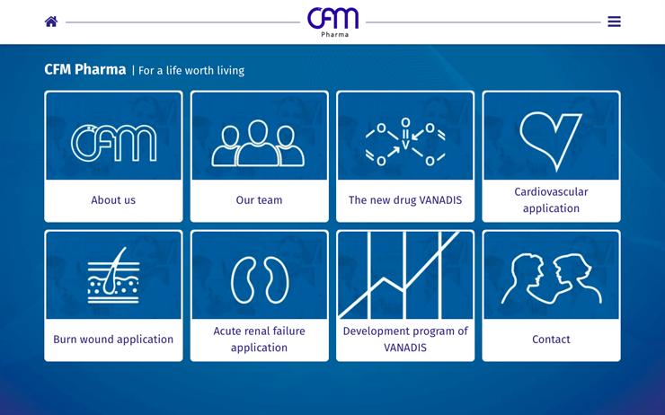 Amog BV / CFM Pharma