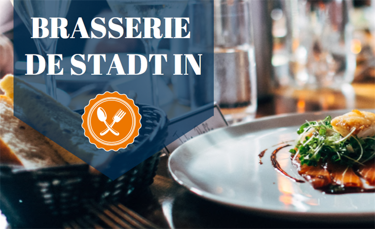 Brasserie De Stadt In
