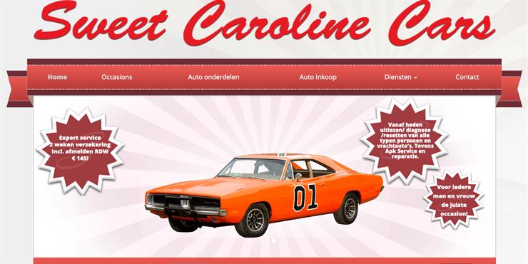 Sweet Caroline Cars B.V.