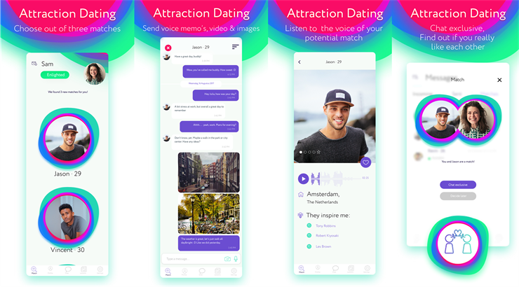 Attraction Dating